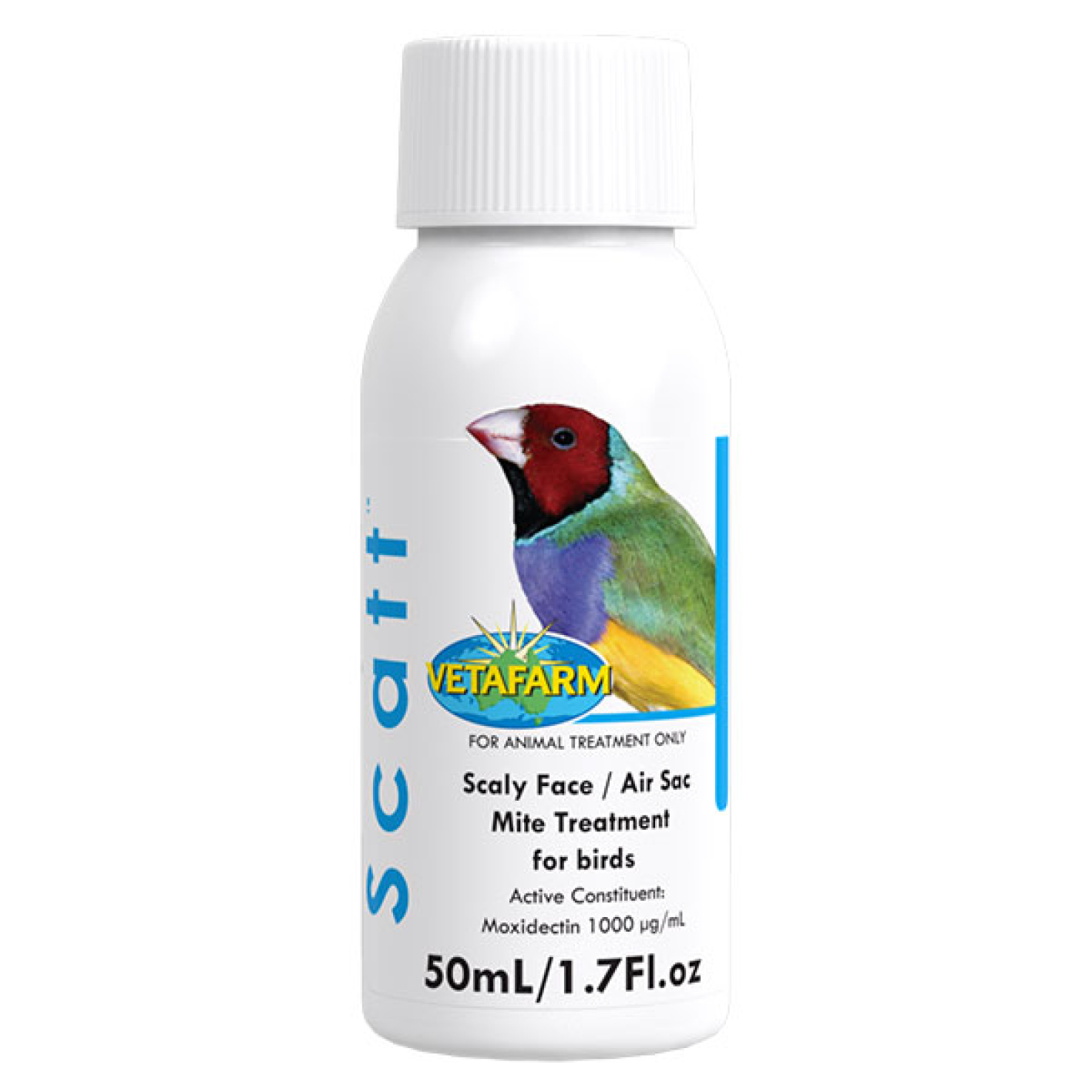 Gutvital For Birds 100 Ml Fancy Colours Bird Supplies